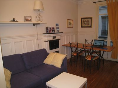Photo for Paris Nice apartment in the 14th Arr. 45 sqm. 2/4 people