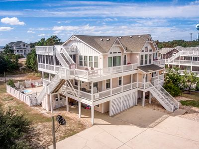 Photo for Summer Breeze | 970 ft from the Beach | Private Pool, Hot Tub