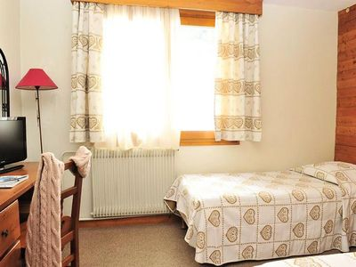 Photo for Hotel Les Chalets de Prariand *** - Vacances Bleues - 2 Room Apartment 5 People