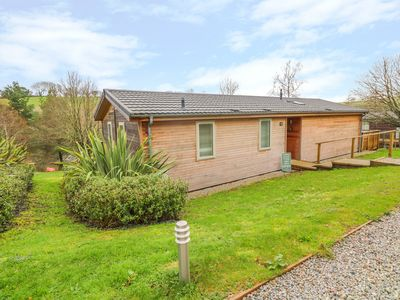 Photo for 8 LAKE VIEW, with hot tub in Lanreath, Ref 1003811