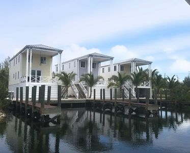 Photo for Bimini Bliss Bahamas Water Front Home 3/2 included  Free Dock & WiFi