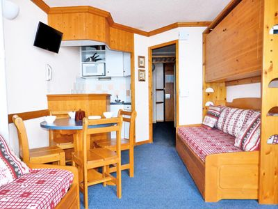 Photo for 1BR Studio Vacation Rental in PLAGNE AIME 2000