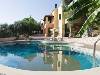 Photo for House in Kastellos with Internet, Pool, Air conditioning, Parking (488708)