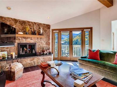 Photo for Luxury Penthouse with unique decor and Amazing Mountain Views | Westwind 404