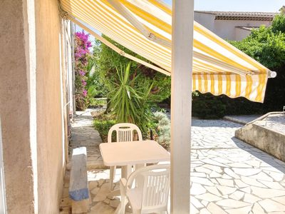 Photo for Juan Les Pins: Studio with garden in a provençal house