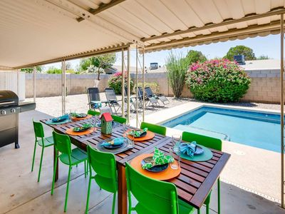 Photo for ESCAPE & RELAX IN OLD TOWN SCOTTSDALE- SLEEPS 14!