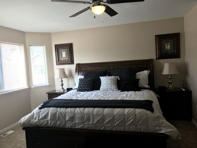 Additional Master Bedroom Pic