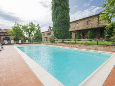 Photo for Vacation home Il Frantoio in Montelupo Fiorentino - 16 persons, 8 bedrooms