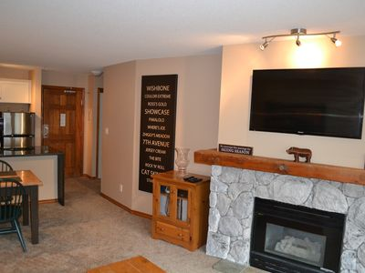 Photo for Amazing  Ski In Ski Out,  Renovated 1 Bed (sleeps 4) Unit