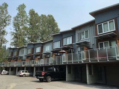 Photo for Fantastic Whistler Creekside New Condo - 30 Day Minimum