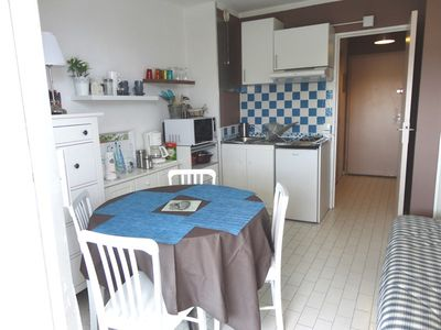 Photo for Cozy studio for 4 people -parking the King's Grau- PORT CAMARGUE SOUTH BEACH