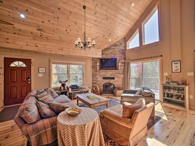 Photo for NEW-Spacious Home 2Mi to Windham Mountain & Resort