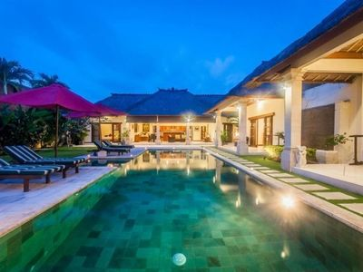 Photo for 4BR Villa Seminyak! Walking To The Beach