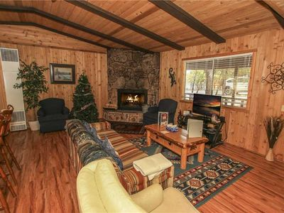 Photo for Granny's Love Shack - WiFi!  Steps to the National Forest! FREE 2 hour Bike/Kayak Rental!
