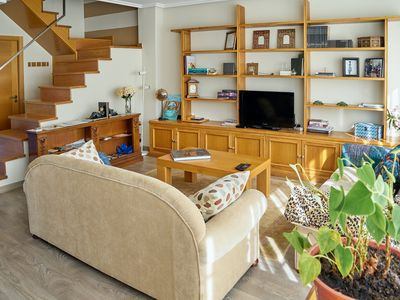 Photo for Bright duplex with very central views in Ourense
