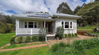 Photo for 3 bedroom ArtDeco themed home bordering Wombat State Forest