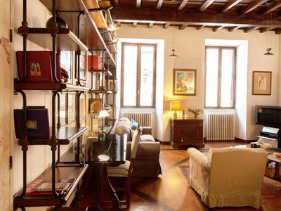 Photo for 2 bedroom Apartment, sleeps 4 in Vatican City State with Air Con and WiFi
