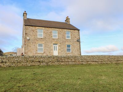 Photo for WHITLOW FARMHOUSE, pet friendly, with open fire in Alston, Ref 972457