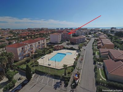 Photo for Holiday rental T4 of 105m ² + clim + swimming pool p / 6-8 pers