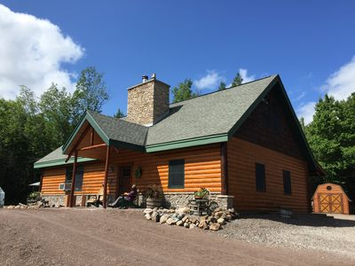 Photo for Skyhaven House In The Woods, Walking Trails, Gorgeous Skies, Sleeps 6