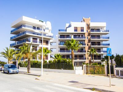 Photo for Modern apartment, Arenales Playa 8