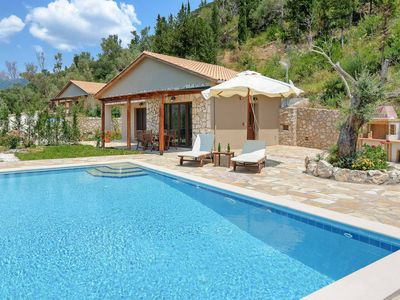Photo for Villa Melissi - FREE CAR HIRE! Private pool, WI-FI & A/C