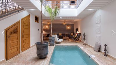 Riad Melilo with heated pool (exclusive)