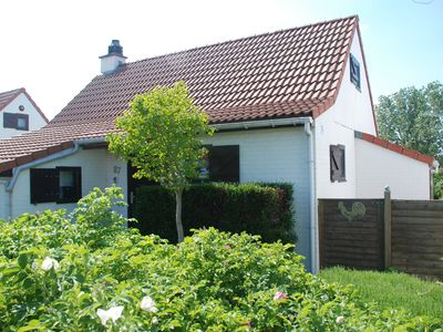 Photo for Fishermen cottage at the belgian coast, very quiet