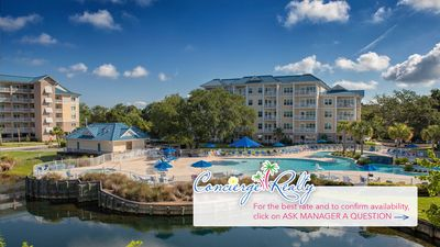 Photo for Beautiful Bluewater Resort and Marina. Two Bedroom Two Bathroom. Best Rates!