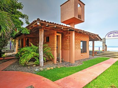 Photo for 'Brick Casa' Troncones House Near Manzanillo Bay!
