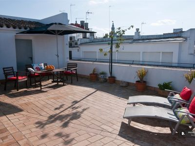 Photo for Friendly Rentals The Rey Don Pedro III Apartment in Seville