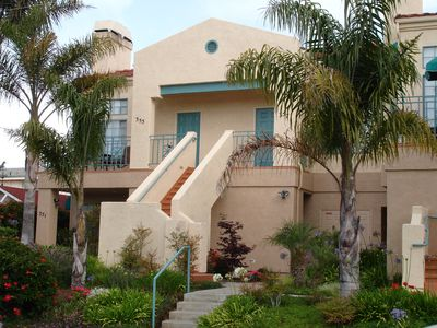 Photo for Cozy Condo Just 2 1/2 Blocks from Beach w/ Free WiFi, Fireplace & More!