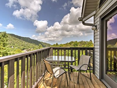 Photo for Beech Mountain Condo w/ Balcony - Walk to Resort!