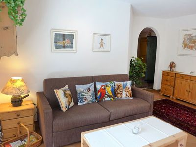 Photo for Cosy apartment for 4 people with WIFI, balcony, pets allowed and parking