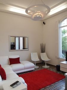Photo for 3BR/3BA Painted in White Apartment with Balcony