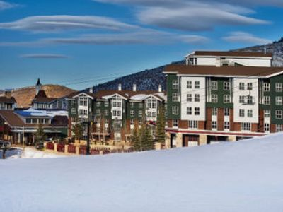 Photo for Marriott Mtnside Resort for Sundance