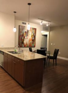 Photo for Spacious two bed / two bath in the Domain