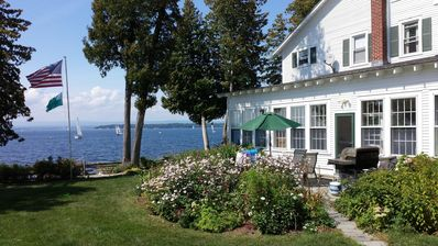 Welcome to our beautiful home on Lake Champlain