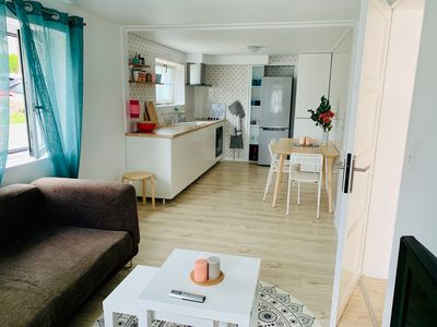 Photo for Beautiful apartment T3 in Guéthary