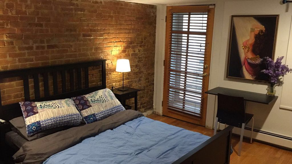Newly Renovated Fully Furnished 1 Bedroom In Hoboken Minutes From Manhattan