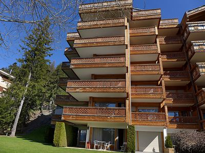 Photo for Apartment Alpha in Crans-Montana - 4 persons, 1 bedrooms