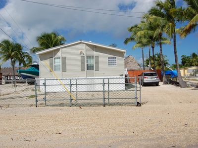 Photo for Waterfront Spacious Double Wide Trailer