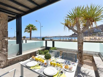 Photo for Apartment BeachFront Morea 3 Puerto Rico in Puerto Rico - 4 persons, 2 bedrooms