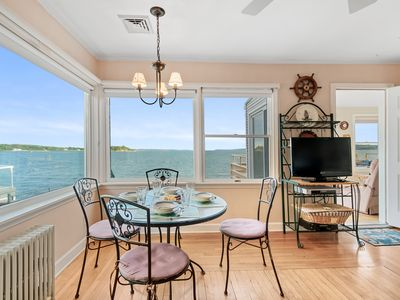 Photo for Waterfront With Million Dollar View- Greater Newport Area
