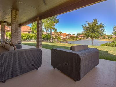 Photo for Private Suite in Gated Luxury SugarLand Lakefront