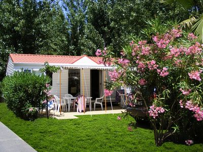 Photo for Camping Air Marin **** - Mobile home Mexico Classic 3 Rooms 4/6 People