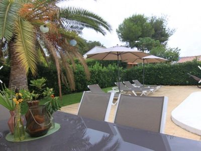 Photo for NEW 6 PERS VILLA IN JAVEA AREA PINOSOL NEAR ARENAL BOULEVARD & BEACH