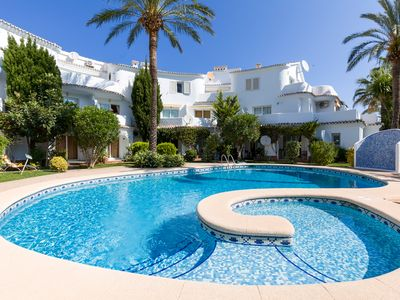 Photo for Luxury penthouse apartment close to beach and town of Denia