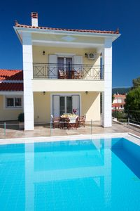 Photo for Villa Apartments With Shared Pool, Sea And Mountain Views