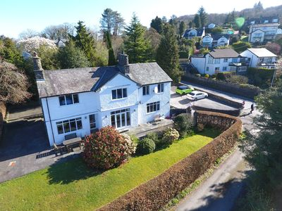 Photo for Spacious house close to centre of Bowness with free off-road parking.
